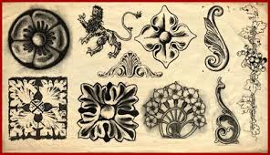 Wood Carving Patterns Gorgeous Wood Carving Patterns Nora Hall Carving Designs