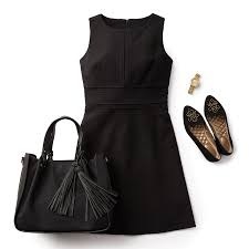 how to take the little black dress from day to night style for classic little black dress