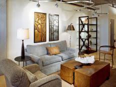 Lighting living room Scandinavian Shop This Look Hgtvcom Living Room Lighting Tips Hgtv