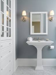 choosing bathroom colors is your flooring and countertops if you re doing marble or something similar in your tile picking up on either the darkest or