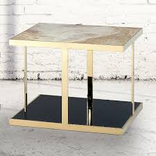 elena princess onyx marble lamp table