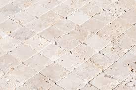 Travertine Kitchen Floor Tiles Izmir Travertine Tile Polished Noce Brown Vein Cut Premium