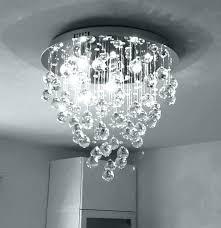 cool ceiling lighting funky ceiling lights flush mount crystal chandelier awesome lighting s modern intended for