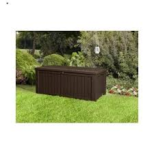 C 5 Of 6 Patio Storage Bench Outdoor Waterproof Large Deck Box Yard Pool  Chest Container