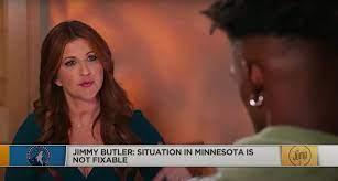 On Rachel Nichols, and the National ...