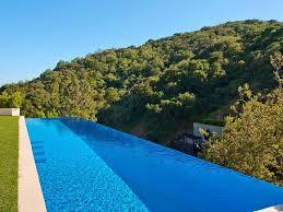 California Villas Beverly Hills Infinity Pool United States Villas