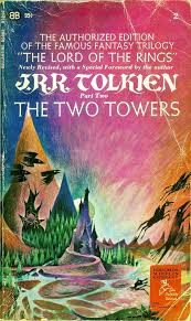 j r r tolkien sffaudio ballantine books the two towers by j r r tolkien