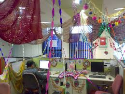 diwali decoration ideas for office. Themes For Cubicle Decoration In Office   Interior Home Design . Diwali Ideas