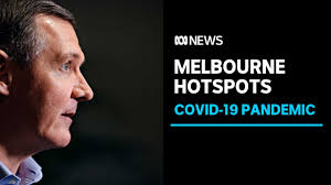 Coronavirus counter with new cases, deaths, and number of tests per 1 million population. Nt Declares 10 Melbourne Suburbs Coronavirus Hotspots After Hotel Quarantine Worker Case Abc News Youtube