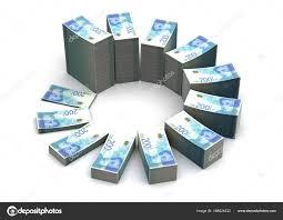 Israeli New Shekel Chart Stock Photo Selensergen 188524432