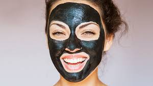 how to guide diy charcoal face mask without glue