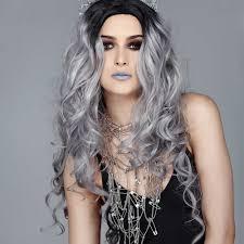 Crazy Color Graphite Semi Permanente Haarverf Crazy Color Attitude