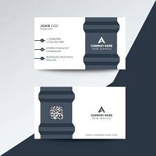 Avery Com Templates 28878 Clean Flat Premium Gray Fold Style Corporate Business