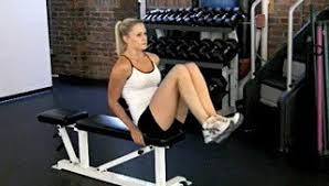 VSit Double Knee Tucks ExerciseBench Ab V Ups
