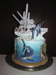 Fish Design Cake Images