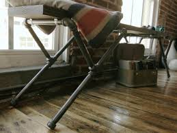 industrial pipe furniture. Industrial Pipe Bench Furniture F