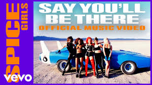 <b>Spice Girls</b> - Say You'll Be There - YouTube
