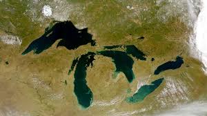 Coal Lake Alberta Depth Chart 10 Deep Facts About The Great Lakes Mental Floss