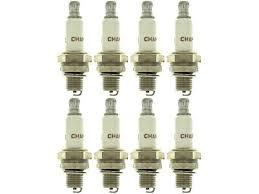 Champion Ry4c 8pk Copper Plus Small Engine Spark Plug Stock 978 8 Pack Newegg Com