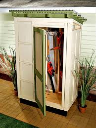 build your own storage shed free plans
