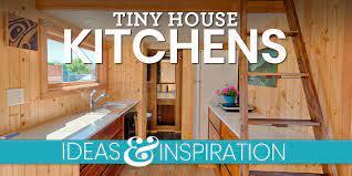 Tiny House Kitchen Ideas And Inspiration The Tiny Life