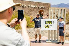 Death Valley Hits 130 Degrees as Heat ...