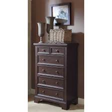 dark mahogany furniture. Bayfield Wood Five Drawer Chest In Dark Mahogany Dark Mahogany Furniture