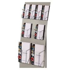 Steel Stands For Display Steel LiteratureBrochure Display StandLiterature Display Stand 64