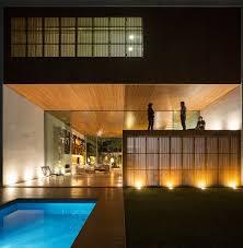 Brazilian Houses Tetris House A Creatively Organized Modern Brazilian Home