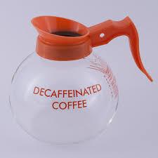 bunn 06089 glass coffee decanter with orange handle