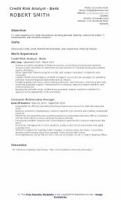 Resume Examples For Credit Manager And Credit Risk Resume Credit ...