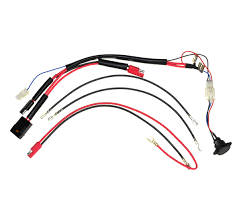 36 volt battery wiring harness with charge inhibitor for ezip 1000 Balloon Pump Battery Wiring Harness 36 volt battery wiring harness with charge inhibitor for ezip 1000, izip i 1000