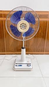 QUẠT TOSHIBA 4 Cánh - Lồng Mạ Sáng Bóng... - Máy lọc không khí, hút ẩm, quạt  nội địa nhật