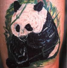 значение татуировки в виде медведя