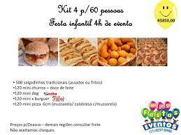 We did not find results for: Ppt Kit 4 P 60 Pessoas Festa Infantil 4h De Evento Powerpoint Presentation Id 2274085