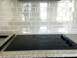 large subway tile grey grout bathroom with gray kitchen size of white glass contemporary