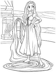 Gratis Kleurplaten Rapunzel Ausmalbilder Lenas Ranch 4 Ausmalbilder