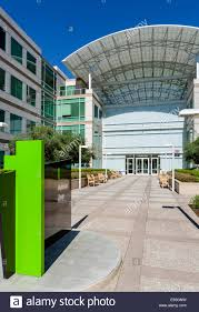 apple cupertino office. In A; Apple Inc Head Office Campus, One Infinite Loop, Cupertino, California, USA - Cupertino