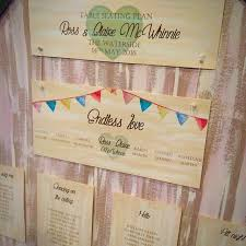 Made Marvellous Wedding Table Seating Plans
