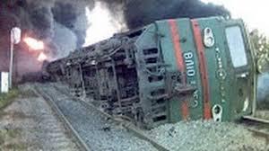 Αποτέλεσμα εικόνας για Compilation of Accidents with Trains