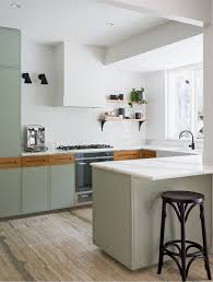 Kitchen Furniture Australia Kitchen Of The Week A Before After Remodel In Sydney Australia