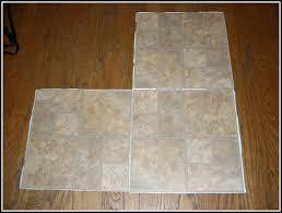 l and stick floor tile diy herringbone floor using l and stick vinyl garage floor tiles
