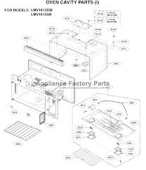 Breathtaking microwave fuses diagram ideas best image engine lg lmv1813st parts microwaves leeyfo image collections