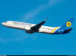 UR-PSX | Boeing 737-8EH | Ukraine International Airlines ...