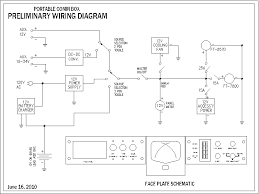 cool room wiring diagram cool image wiring diagram portable communications box project picture heavy on cool room wiring diagram