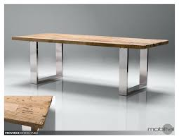 stainless steel legs for furniture. interesting furniture provence dining table reclaimed solid wood top stainless steel legs by  mobital dtaprovwoodsteel mobitalstainless and outdoor in for furniture s