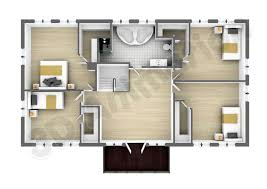 interior house floor plans india