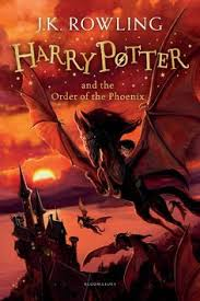 harry potter and the order of the phoenix british new children s edition jonny