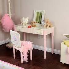 Kids Bedroom Vanity Fantasy Fields Ballet Kids Vanity Set Kids Bedroom Vanities At