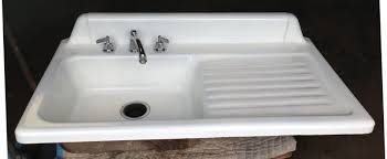 kitchen classy drainboard sink porcelain farmhouse sink with
